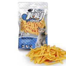 Calibra Joy Cat Classic Fish Strips 70 g