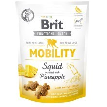 Funkčné maškrty Brit Care Dog Mobility Squid 150 g