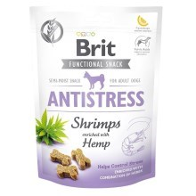 Funkčné maškrty Brit Care Dog Antistress Shrimps 150 g