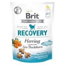 Funkčné maškrty Brit Care Dog Recovery Herring 150 g