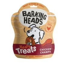 Barking Heads Meaty Treats Chicken Champs 100 g