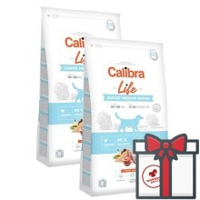 Calibra Dog Life Junior Medium Breed Chicken SET 2x 12 kg