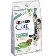 Purina Cat Chow Special Care Sterilized morka 1,5 kg