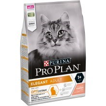 Pro Plan Cat Elegant Salmon OptiDerma 3 kg