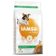 Iams Dog Adult Small & Medium Chicken 3 kg