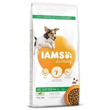 Iams Dog Adult Small & Medium Lamb 12 kg