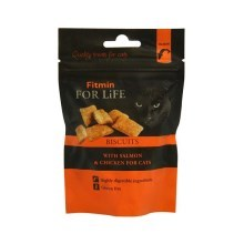 Fitmin Cat For Life Biscuits With Salmon & Chicken 50 g