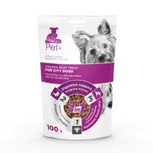 The Pet+ Dog City Treat 100 g