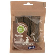 Fitmin Dog Purity Snax Stripes Wild 5 ks