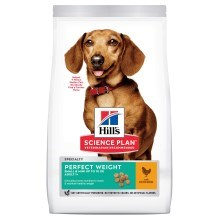 Hill's Canine Adult Perfect Weight Small & Mini 1,5 kg