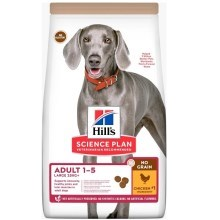 Hill's SP Dog No Grain Adult Large Breed Chicken 14 kg