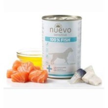 Nuevo Dog konzerva Sensitive 100% Fish Monoprotein 400 g
