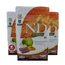 N&D GF Pumpkin Cat Venison & Apple 1,5 kg