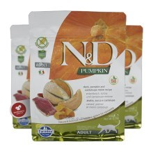 N&D GF Pumpkin Cat Duck & Cantaloupe melon 300 g