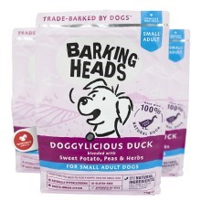 Barking Heads Doggylicious Duck Small 4 kg