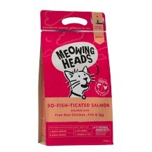 Meowing Heads So-fish-ticated Salmon 4 kg