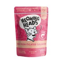 Meowing Heads kapsička So-fish-ticated Salmon 100 g