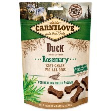 Carnilove Dog Semi Moist Snack Duck with Rosemary 200 g