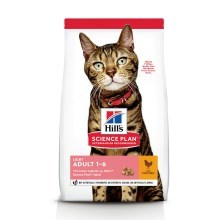 Hill's Feline Adult Light Chicken 1,5 kg
