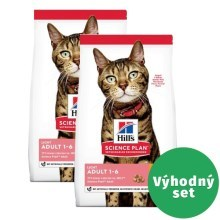 Hill 'Feline Adult Light Chicken 1,5 kg SET 1+1 ZADARMO