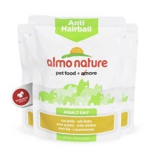 Kapsička Almo Nature Functional Anti-Hairball kura 70 g