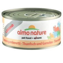 Almo Nature Legend Tuniak a krevety 70 g