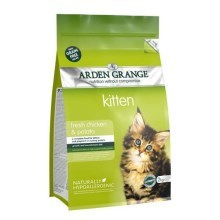 Arden Grange GF Cat Kitten Fresh Chicken & Potato 2 kg