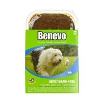 Benevo vanička Dog Grain Free Vegetable Feast 395 g
