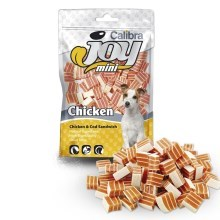 Calibra Joy Dog Mini Chicken & Cod Sandwich 70 g