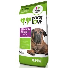 Dog's Love Senior & Light 10 kg