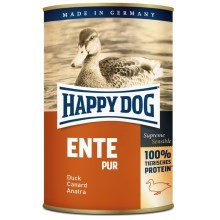 Happy Dog Premium konzerva Ente Pur 400 g