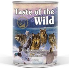 Taste of the Wild Wetlands konzerva 390 g