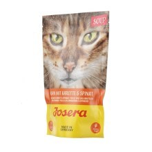 Josera Cat Soup Chicken with Carrots & Spinach 70 g