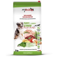 MyDr. Dog Puppy & Junior 5 kg
