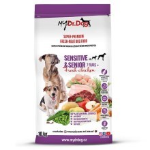MyDr. Dog Senior & Sensitive 10 kg