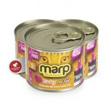 Marp Holistic Cat konzerva Pure Turkey 200 g