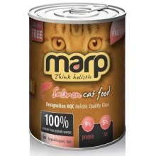 Marp Holistic Cat konzerva Pure Salmon 400 g
