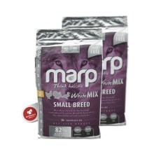 Marp Holistic White Mix Small Breed SET 2x 2 kg