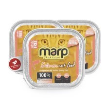 Marp Holistic Pure vanička Salmon Cat 100 g