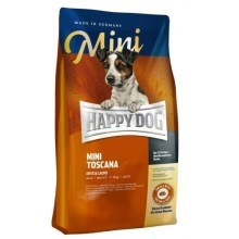 Happy Dog Supreme Sensible Mini Toscana 4 kg