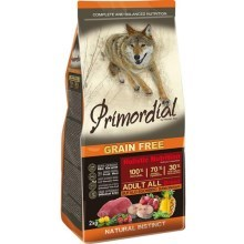 Primordial Dog Adult Bufallo & Mackerel 12 kg