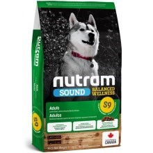 Nutram S9 Sound Adult Lamb Dog 11,4 kg