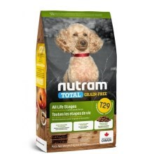 Nutram T29 Total Grain Free Small Breed Lamb, Lentils Dog 2 kg