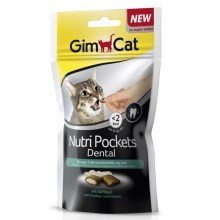 Gimcat Nutri Pockets Dental 60 g