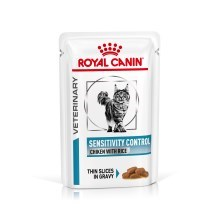 Royal Canin VD Feline Sensitivity Control Chicken 12 x 100 g