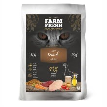 Farm Fresh Cat Adult Duck with Rice 1,8 kg