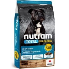 Nutram T25 Total Grain Free Salmon, Trout Dog 11,4 kg