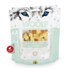 Woolf Chicken & Cod Sushi 100 g