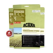 Acana Dog Singles Yorkshire Pork 11,4 kg