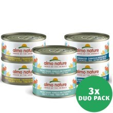 Almo Nature HFC Cat Multipack s rybou 6 x 70 g
